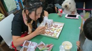 AYUKOさんによるアイシングクッキー☆かわいくておいしいんです!!